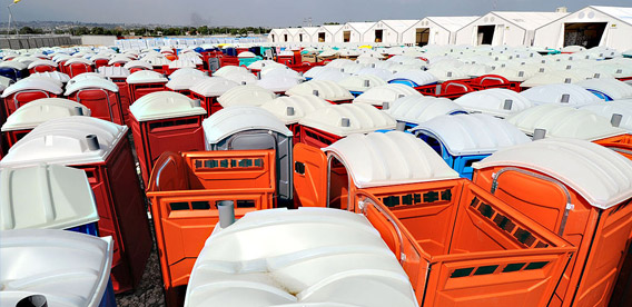 Champion Portable Toilets in Louisville, KY